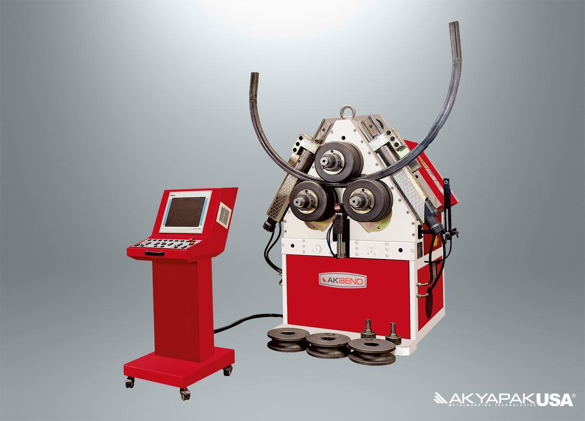 APK 101 Profile Bending Machine. Apk101 & APK 101 Profile Bending Machine u2013 AKYAPAK USA