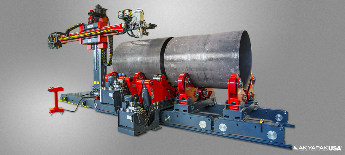 HCB – MCB – EHCB Column Boom Systems