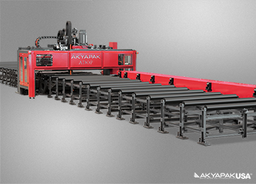 ADOP Combined Drilling – Oxy-Fuel Plasma Cutting Machines