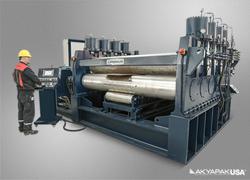 APSM Plate Straightening Machines
