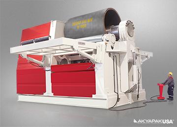 AHS 4 Roll Plate Rolls