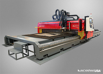 APLG 3060-Gantry Drilling Oxy-Fuel/Plasma Cutting Machines